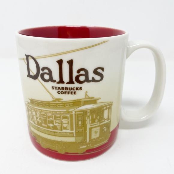 STARBUCKS Collectors Series Mug ~ Dallas